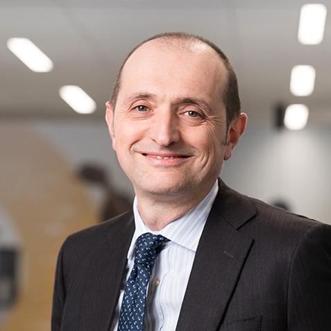 Fabrizio Ruggiero - Deputy CEO, <br>Head of Business Units