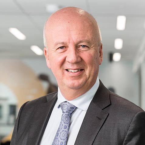 Marcus Bernhardt - Managing Director International Coverage BU
