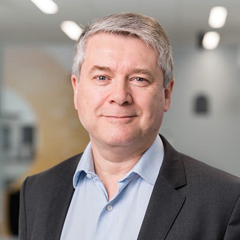 Denis Langlois - Group Human Resources Director