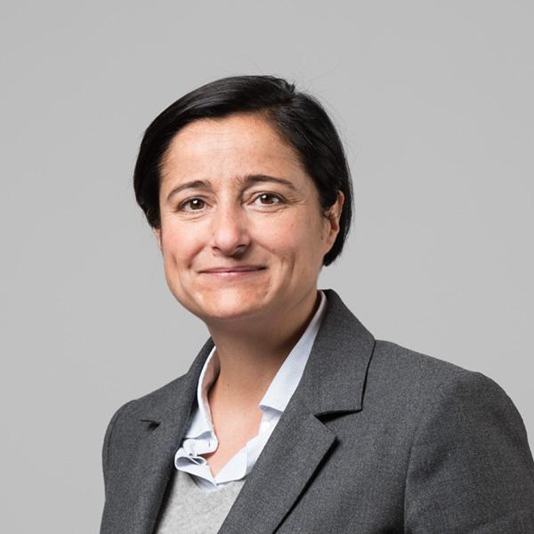 Virginie Fauvel - Independent Member